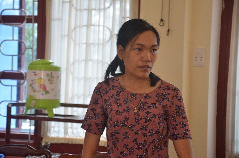 Quảng Bình: Tạm đình chỉ công tác 15 ngày đối với giáo viên tát học sinh chảy máu tai - Ảnh 1.