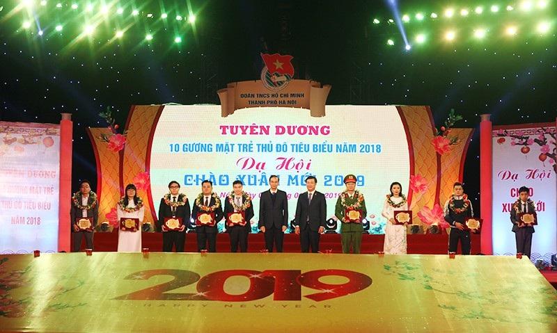 Nam sinh 2 lần giành HCV Olympic Hoá học quốc tế là Gương mặt trẻ Thủ đô 2018 - Ảnh 3.