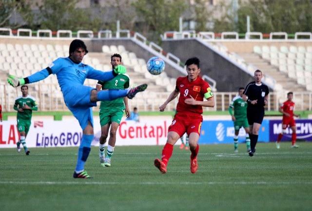 Những lần đối đầu giữa bóng đá Việt Nam và Iraq - Ảnh 2.
