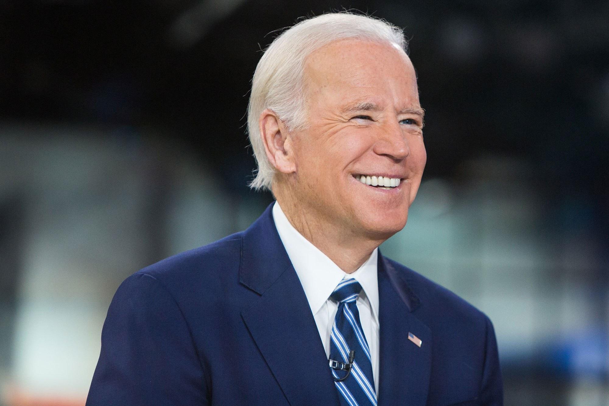 Ông Joe Biden có thể tranh cử tổng thống Mỹ để đấu với ông Trump - Ảnh 1.