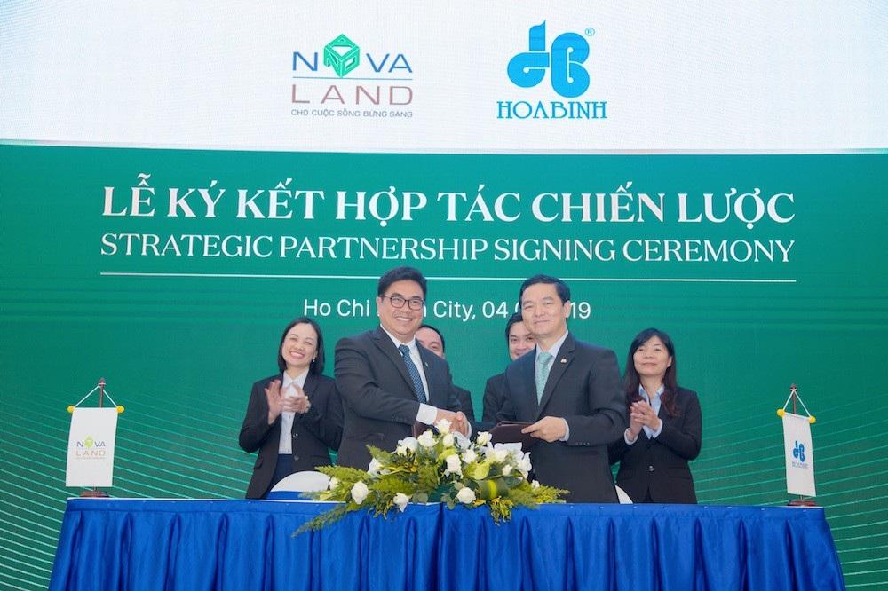 Novaland gặp mặt đối tác chiến lược và chia sẻ kế hoạch phát triển năm 2019 - Ảnh 1.