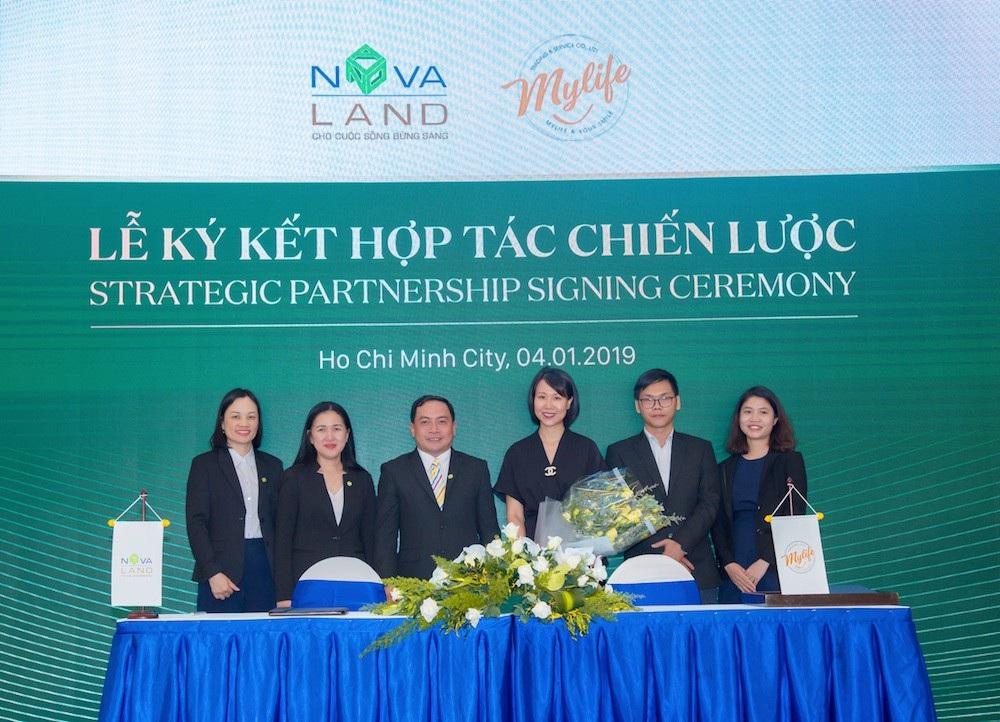 Novaland gặp mặt đối tác chiến lược và chia sẻ kế hoạch phát triển năm 2019 - Ảnh 4.