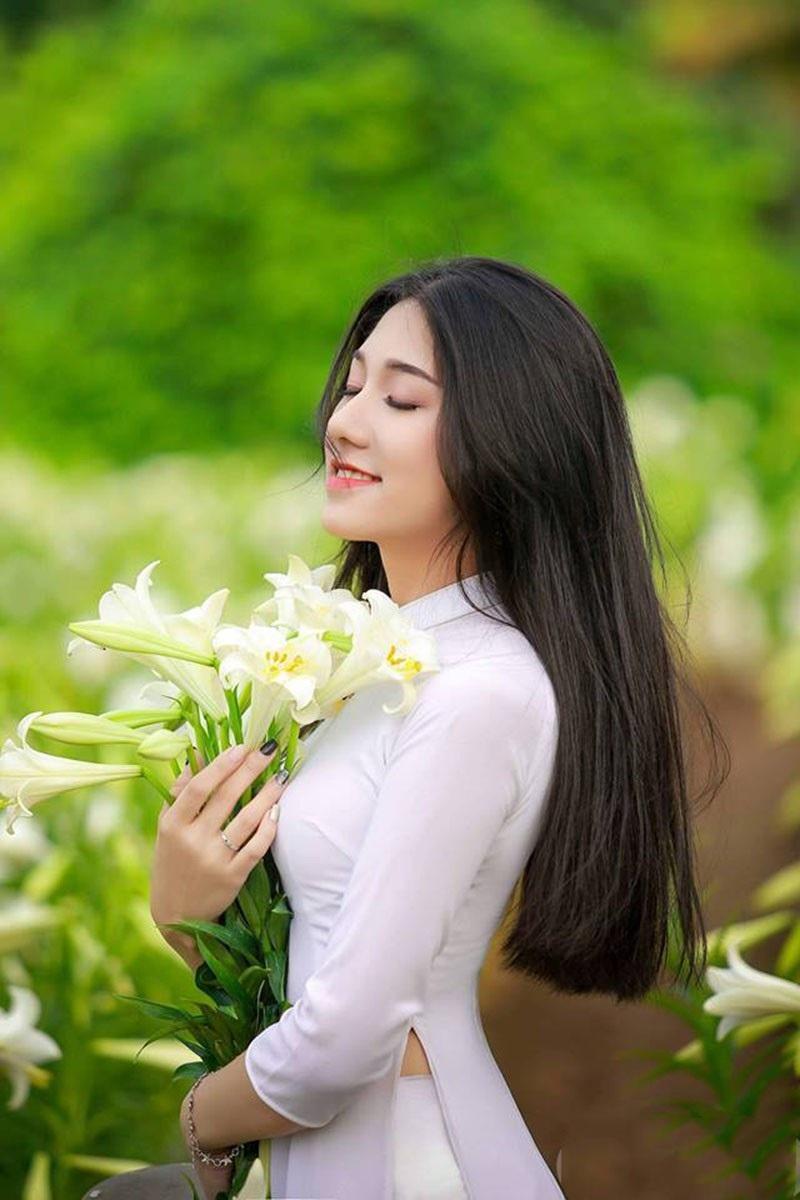 Nữ sinh Học viện Tài chính năng động, làm hoa khôi năm cấp 3 - Ảnh 8.