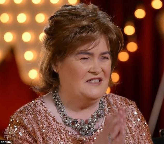 Susan Boyle bất ngờ tái xuất sau 10 năm trở thành hiện tượng âm nhạc - Ảnh 7.