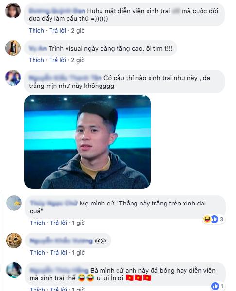 Không đá Asian Cup, Đình Trọng vẫn ghi điểm với fan nữ khi bình luận bóng đá - Ảnh 5.