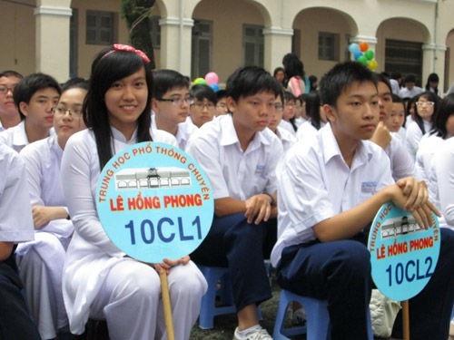Điều chỉnh, bổ sung hàng loạt chính sách đối với các trường chuyên - Ảnh 1.
