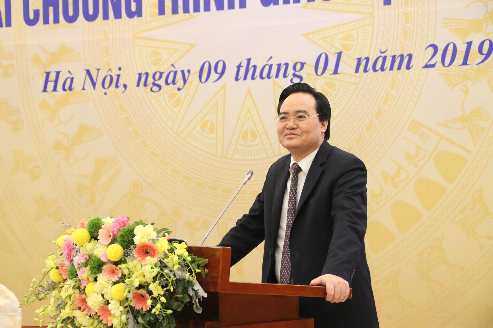 """Bộ trưởng Phùng Xuân Nhạ: """"Các Sở GD&ĐT chia sẻ khó khăn để sớm đổi mới giáo dục phổ thông"""" - Ảnh 1."""