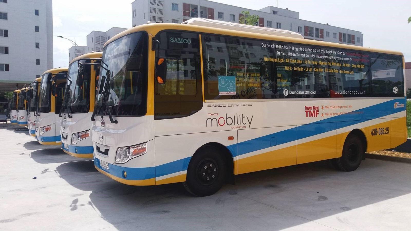 Đà Nẵng: Tạm dừng tuyến xe buýt miễn phí, nhiều lái xe thất nghiệp dịp cận Tết - 1