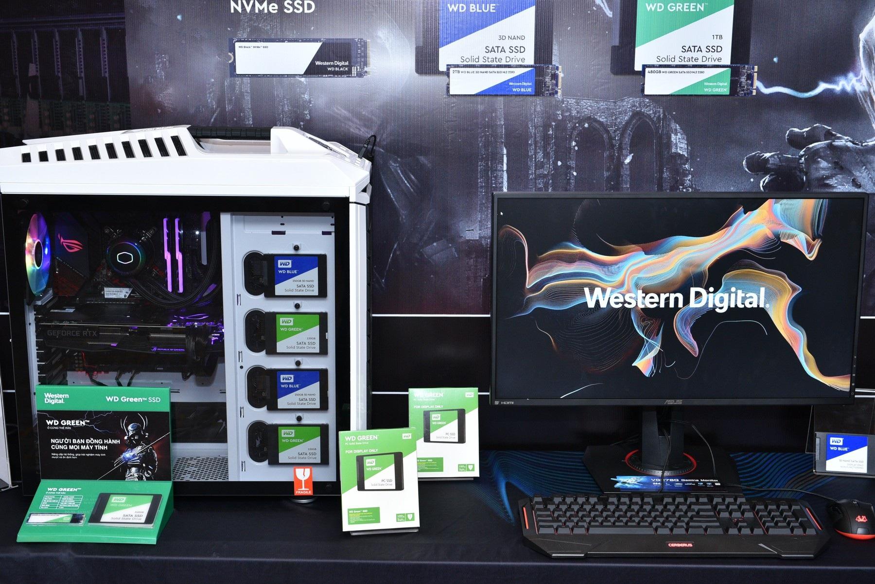WD giới thiệu loạt nền tảng lưu trữ cao cấp mới tại Việt Nam - Ảnh 2.