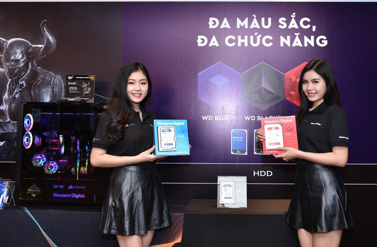 WD giới thiệu loạt nền tảng lưu trữ cao cấp mới tại Việt Nam - Ảnh 1.