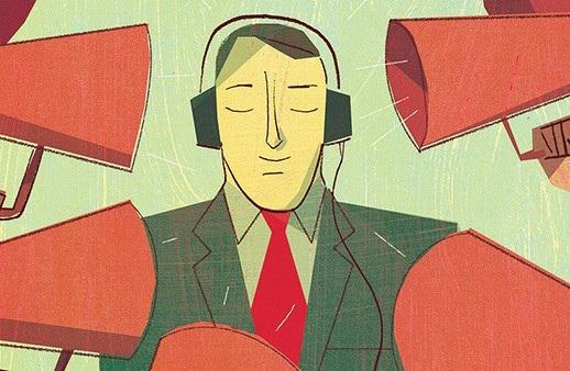Bí quyết để trở thành người biết lắng nghe - Ảnh 1.