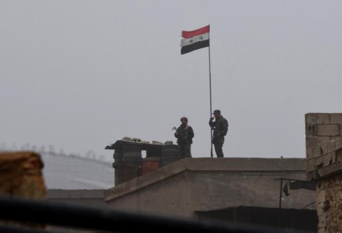 Nga đưa quân vào khu vực do đồng minh của Mỹ kiểm soát ở Syria - Ảnh 1.