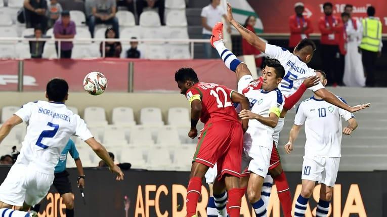 Uzbekistan thắng kịch tính Oman tại bảng F Asian Cup - Ảnh 2.