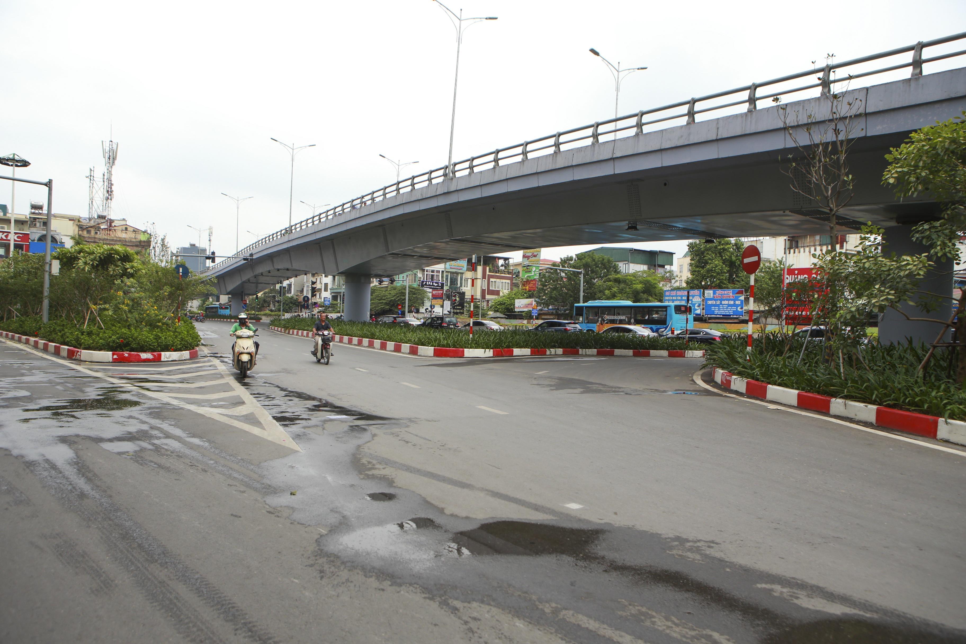 Điểm mặt 4 công trình trọng điểm giải cứu ùn tắc giao thông ở Hà Nội - 12