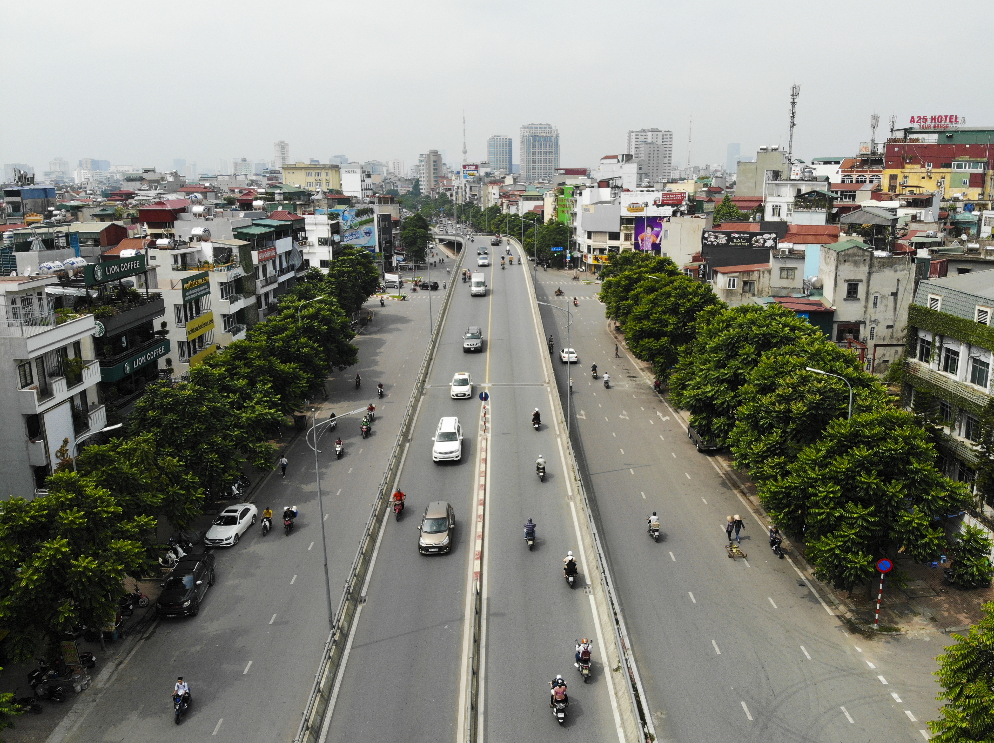 Điểm mặt 4 công trình trọng điểm giải cứu ùn tắc giao thông ở Hà Nội - 4