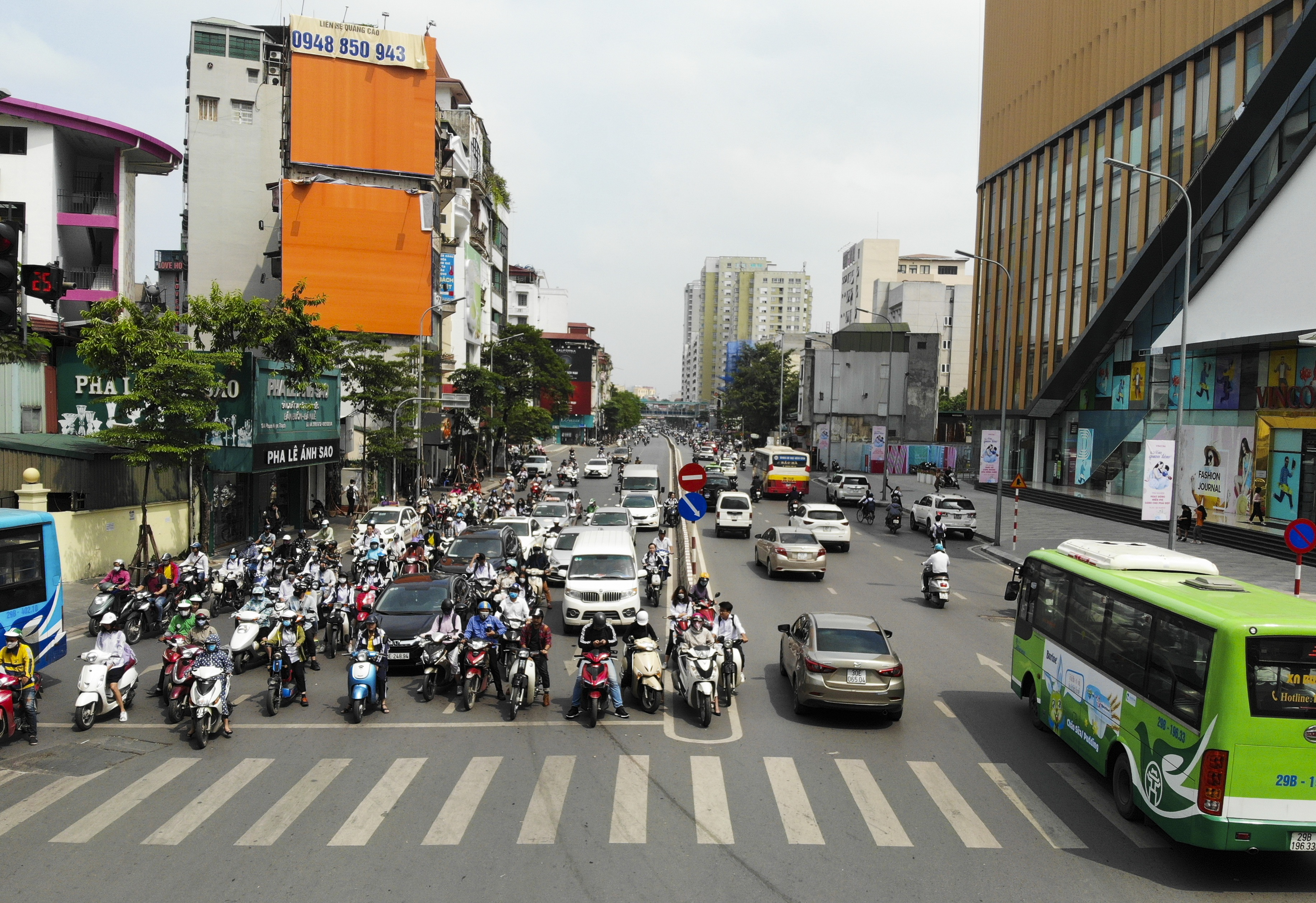 Điểm mặt 4 công trình trọng điểm giải cứu ùn tắc giao thông ở Hà Nội - 16