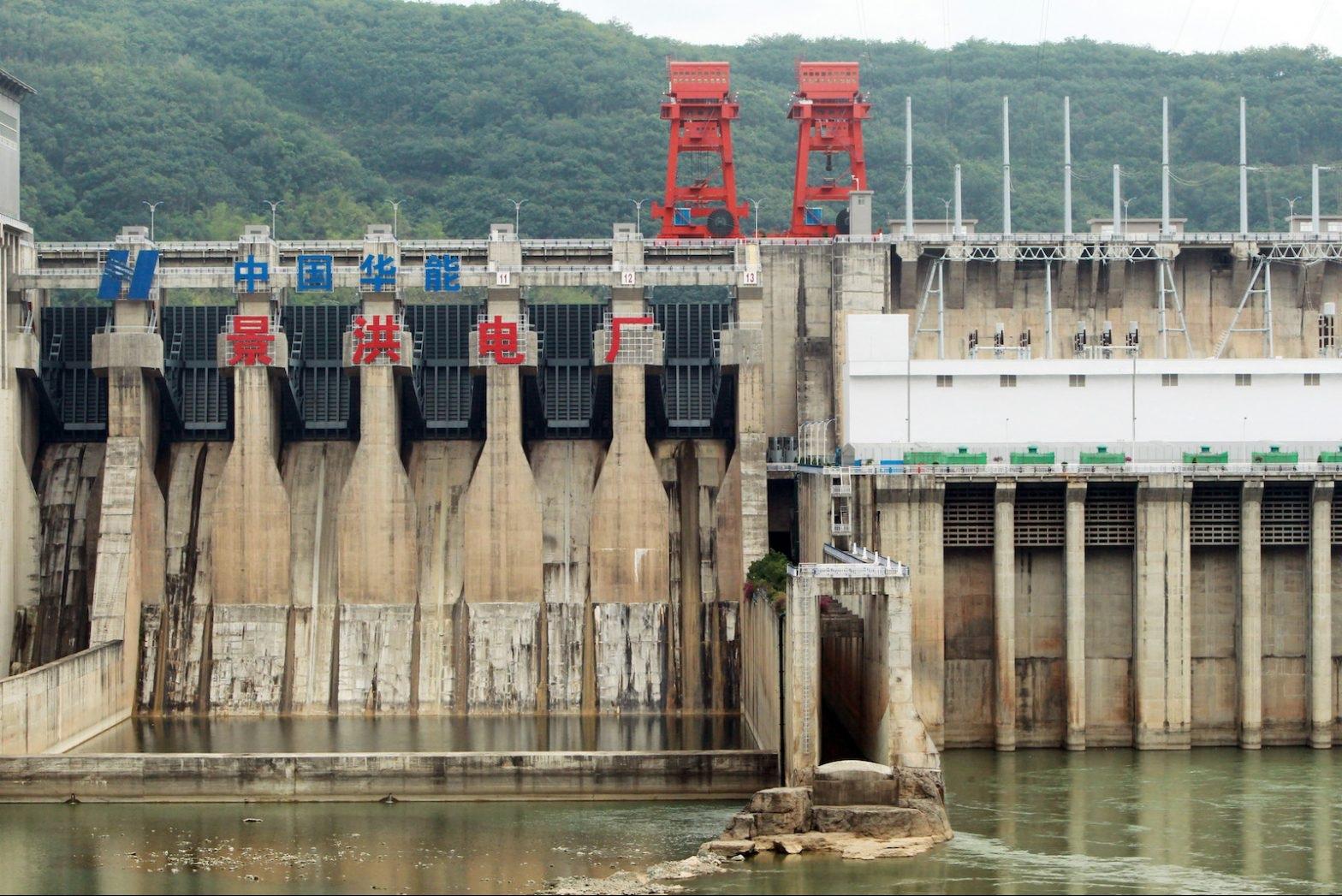 """Hiểm họa """"cuộc chiến nước"""" từ các đập thủy điện của Trung Quốc trên sông Mekong - 3"""