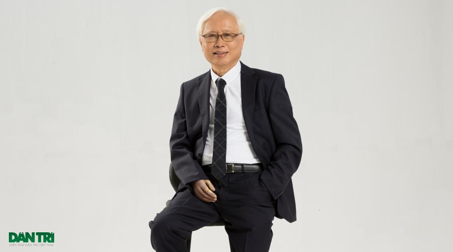 Giáo sư Trần Đức Thiệp - Nhà khoa học hàng đầu về vật lý hạt nhân - 2