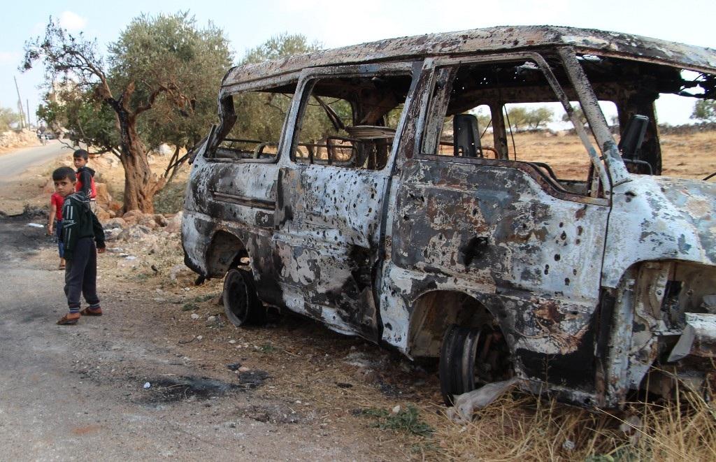 Hang ổ của thủ lĩnh IS bị san phẳng trong cuộc đột kích của Mỹ - 15
