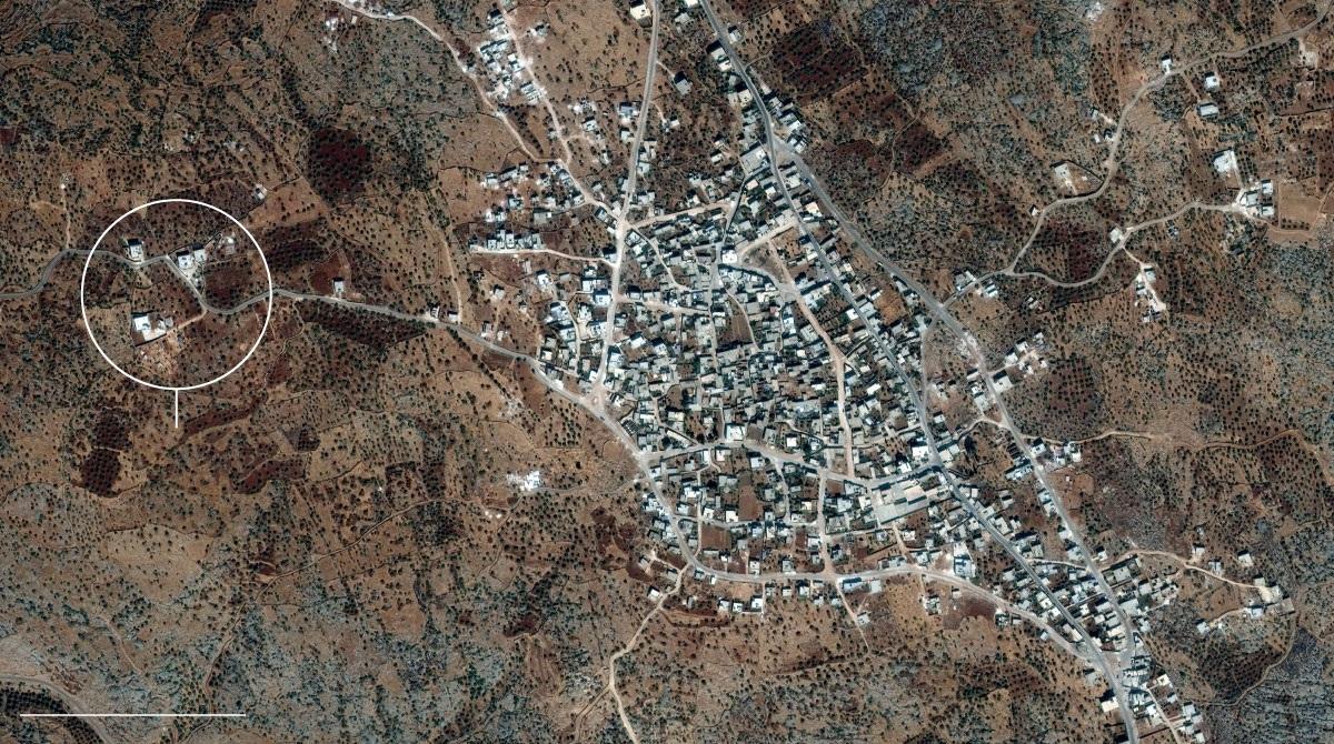 Hang ổ của thủ lĩnh IS bị san phẳng trong cuộc đột kích của Mỹ - 4
