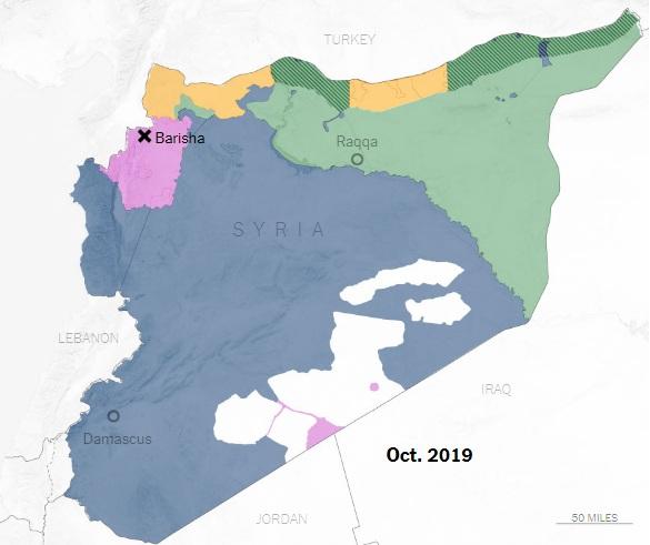 Hang ổ của thủ lĩnh IS bị san phẳng trong cuộc đột kích của Mỹ - 3