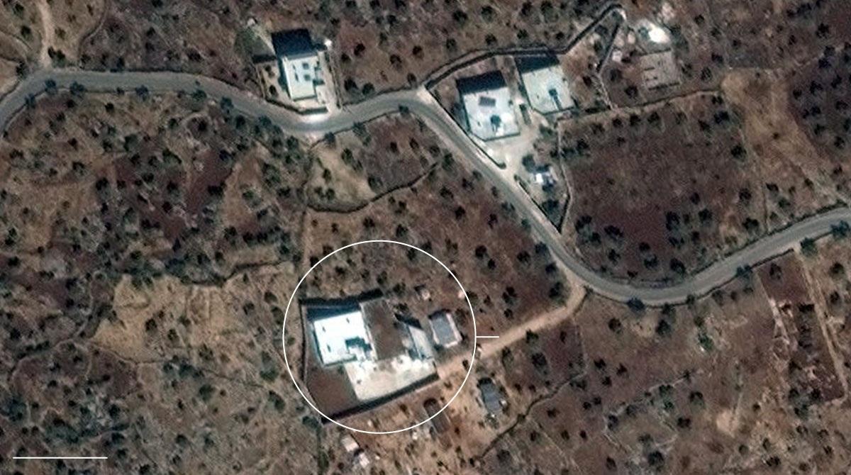 Hang ổ của thủ lĩnh IS bị san phẳng trong cuộc đột kích của Mỹ - 5