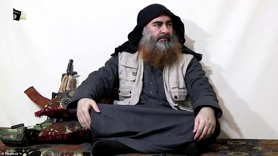 Hang ổ của thủ lĩnh IS bị san phẳng trong cuộc đột kích của Mỹ - 2
