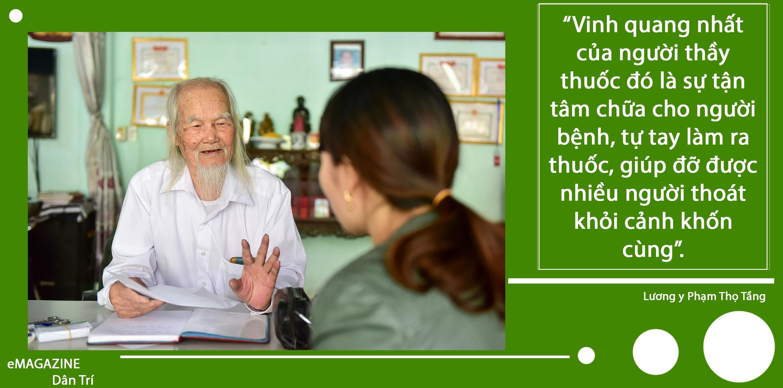 """Chuyện về """"ông Tiên"""" 97 tuổi có một không hai dưới chân núi Tản - 11"""