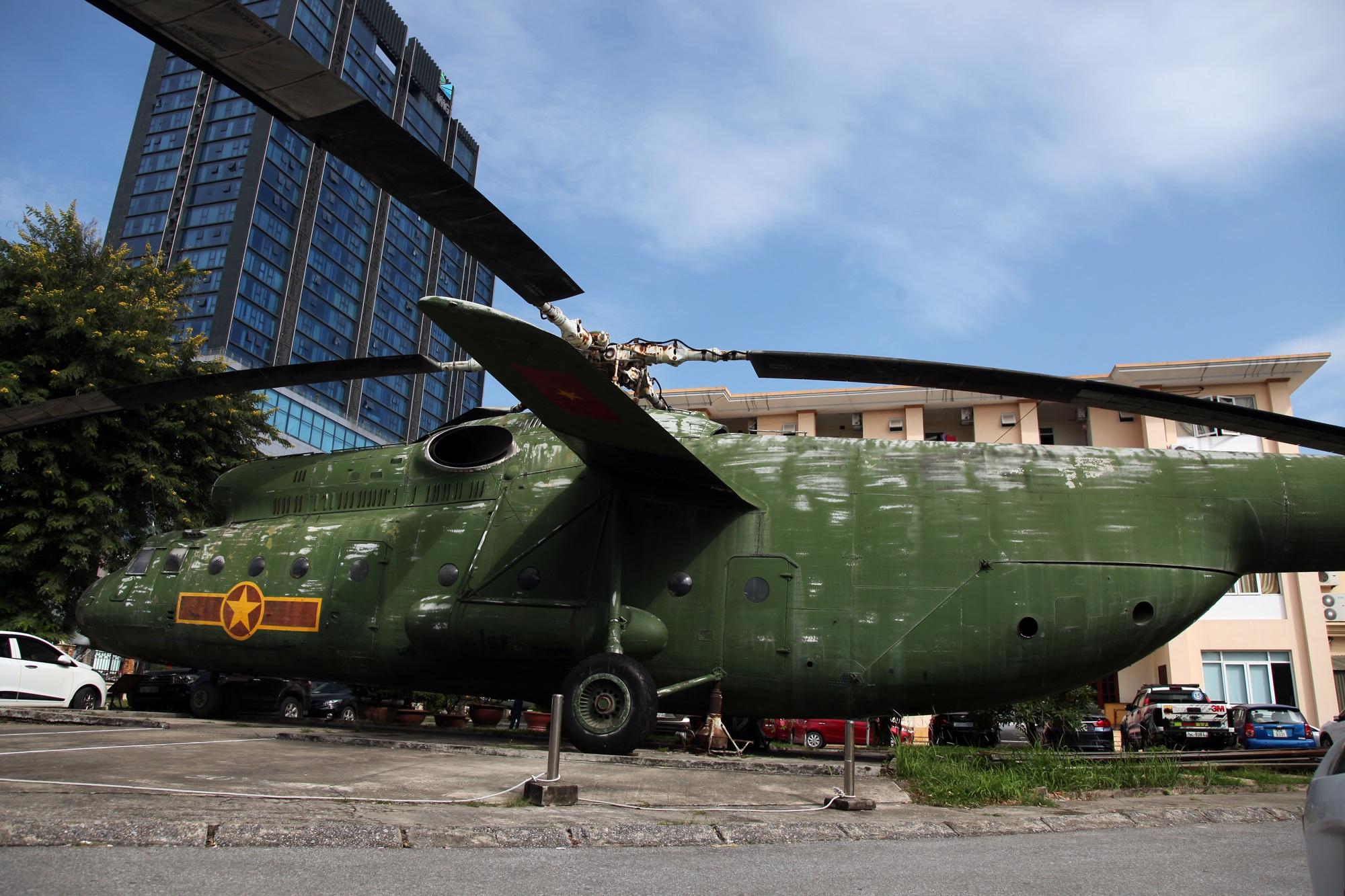 Cận cảnh trực thăng khổng lồ huyền thoại của Không quân Việt Nam - 5