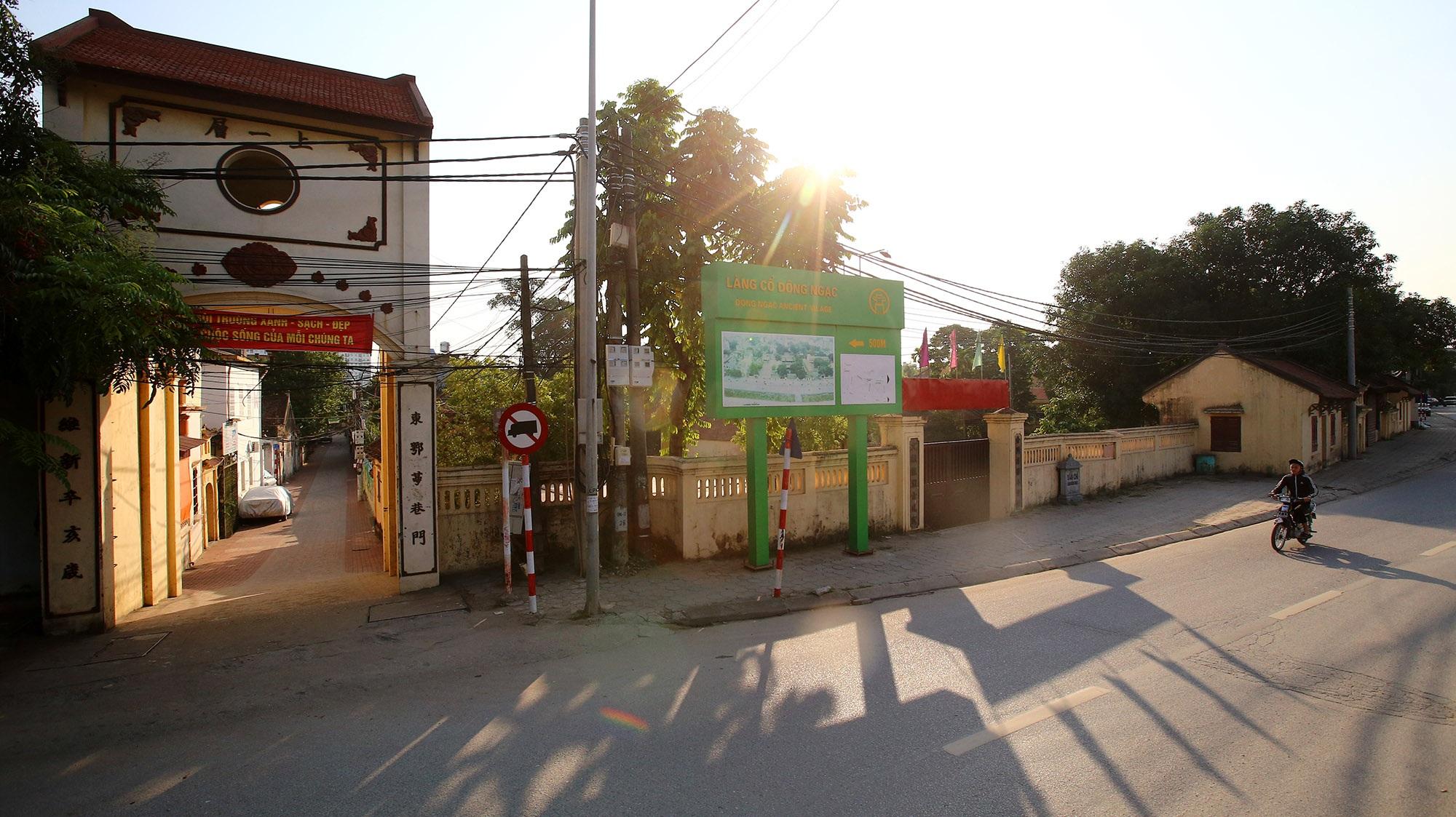 Đông Ngạc - Ngôi làng cổ tuyệt đẹp trong lòng thị thành Hà Nội - 1
