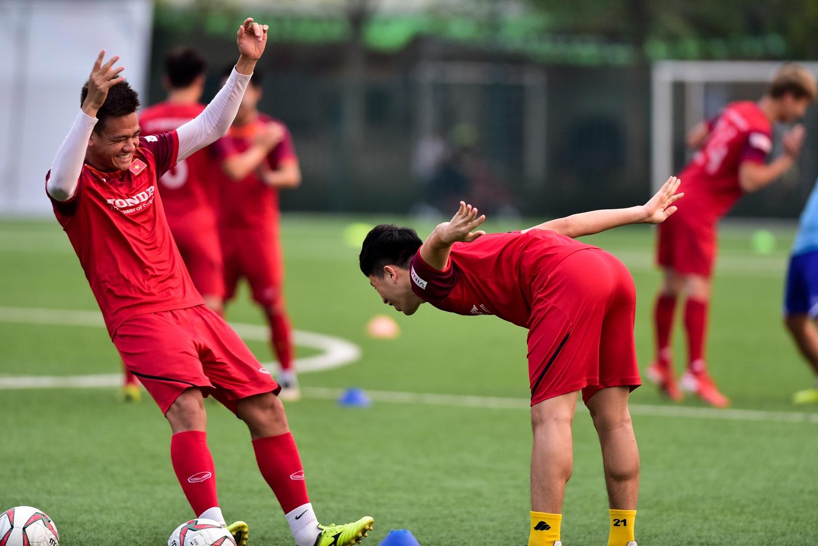 Đình Trọng báo tin vui cho thầy Park, chính thức tập luyện cùng U22 Việt Nam - 9