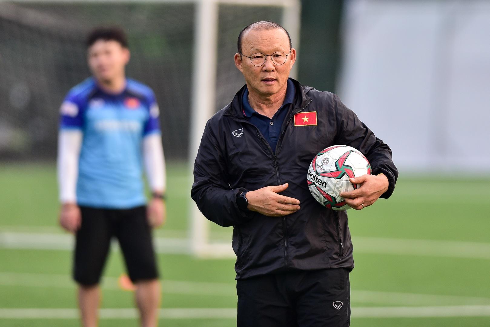 Đình Trọng báo tin vui cho thầy Park, chính thức tập luyện cùng U22 Việt Nam - 7