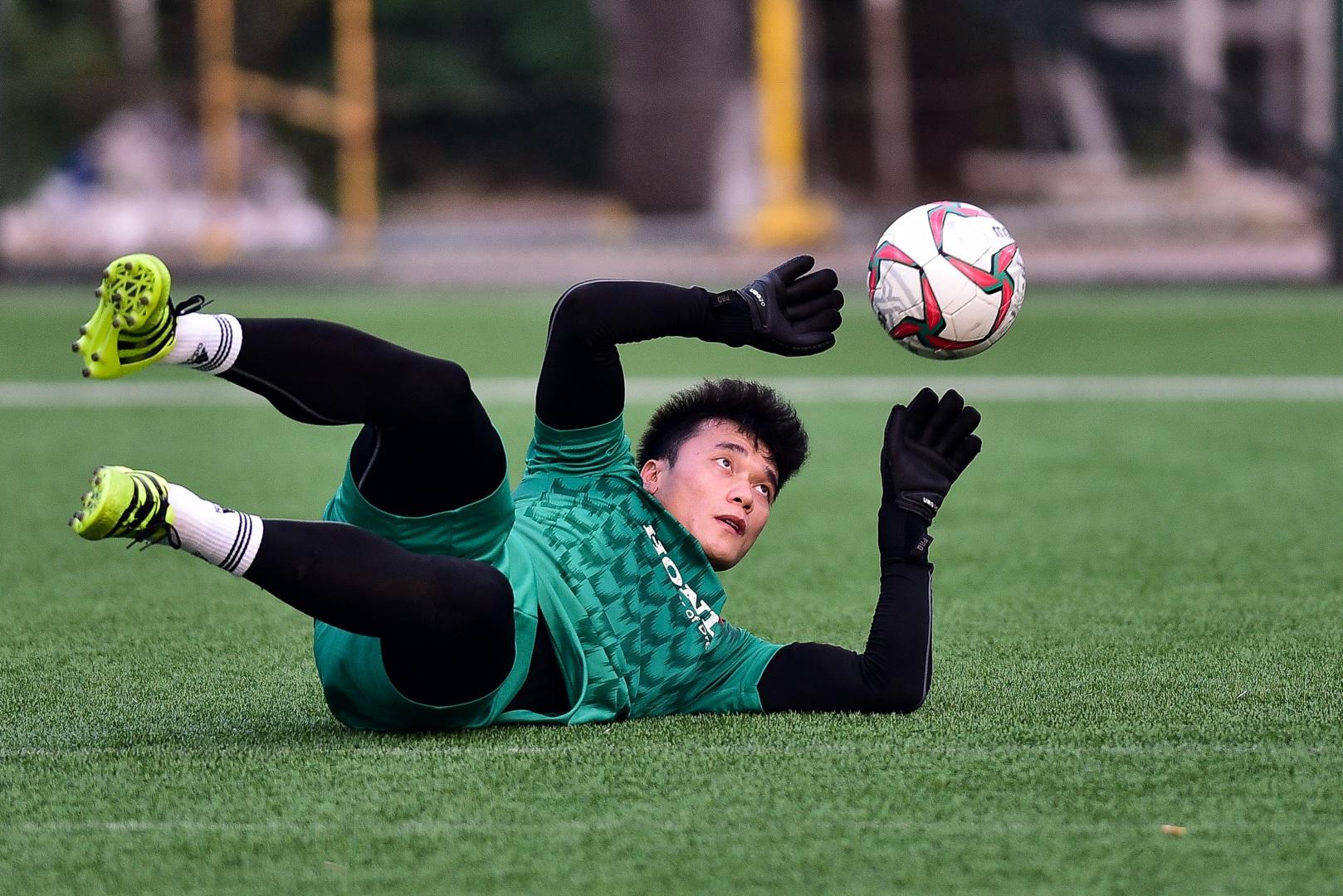 Đình Trọng báo tin vui cho thầy Park, chính thức tập luyện cùng U22 Việt Nam - 16