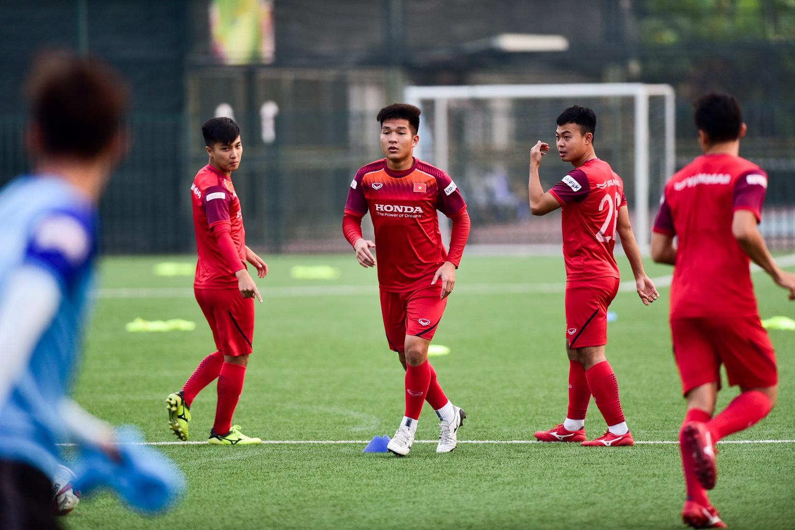 Đình Trọng báo tin vui cho thầy Park, chính thức tập luyện cùng U22 Việt Nam - 11