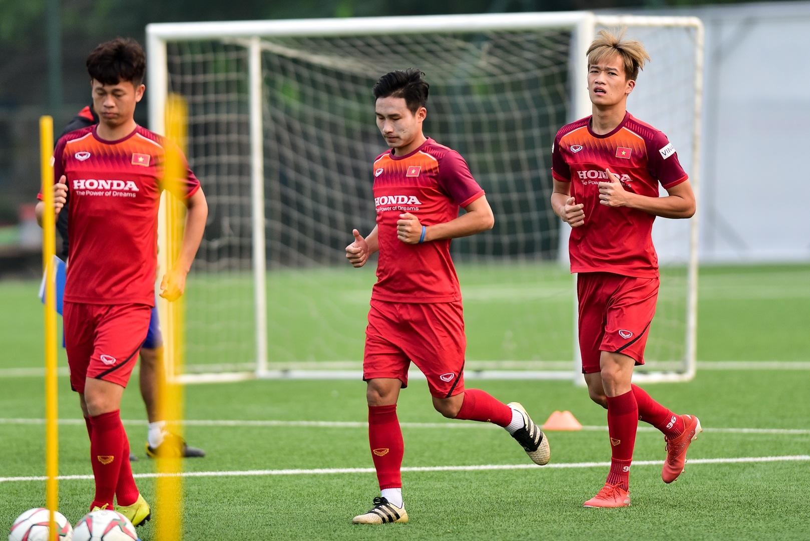Đình Trọng báo tin vui cho thầy Park, chính thức tập luyện cùng U22 Việt Nam - 12