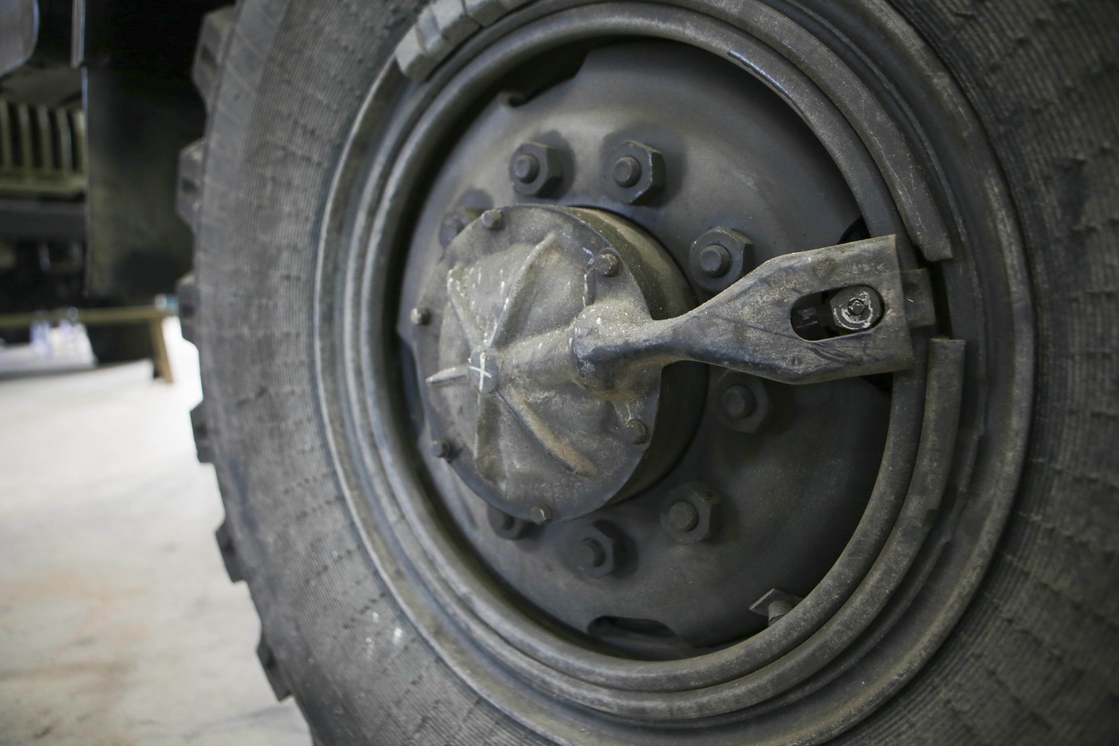 Khám phá xe công trình sửa chữa cơ khí tổng hợp của Quân đội Nhân dân Việt Nam - 9