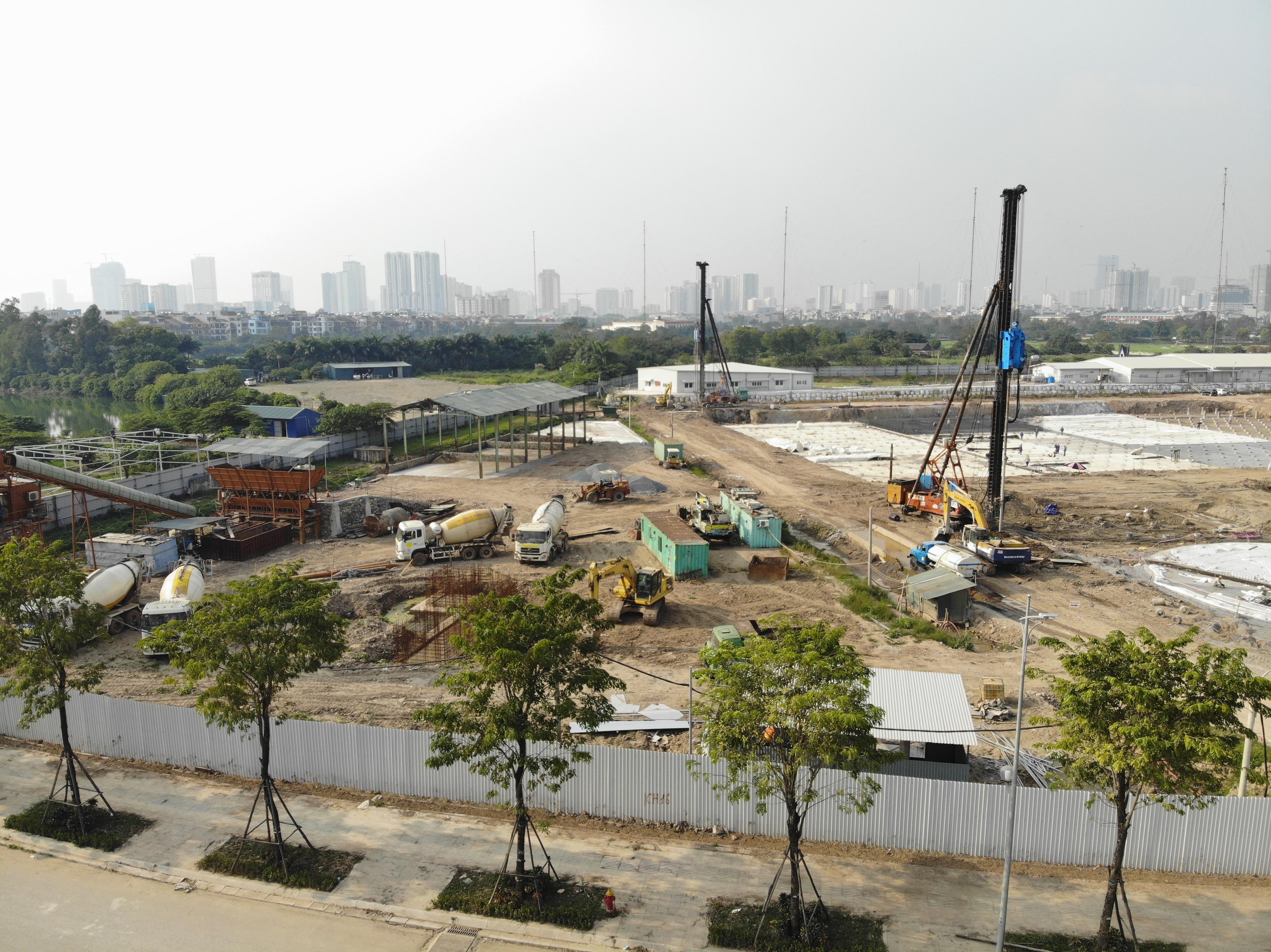 Cận cảnh dự án nhà máy xử lý nước thải lớn nhất Việt Nam giúp hồi sinh sông Tô Lịch - 7