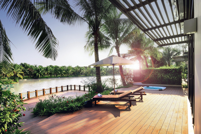 Tận mắt cuộc sống triệu đô của giới thượng lưu tại siêu biệt thự đảo Ecopark - 4