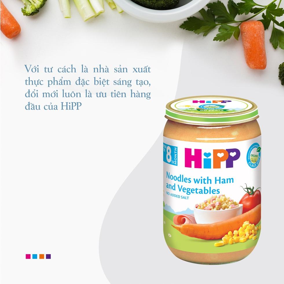 Câu chuyện 120 năm đi tìm những giá trị tốt nhất từ thiên nhiên của HiPP - Từ đồng ruộng hữu cơ tới bàn ăn của trẻ - 9