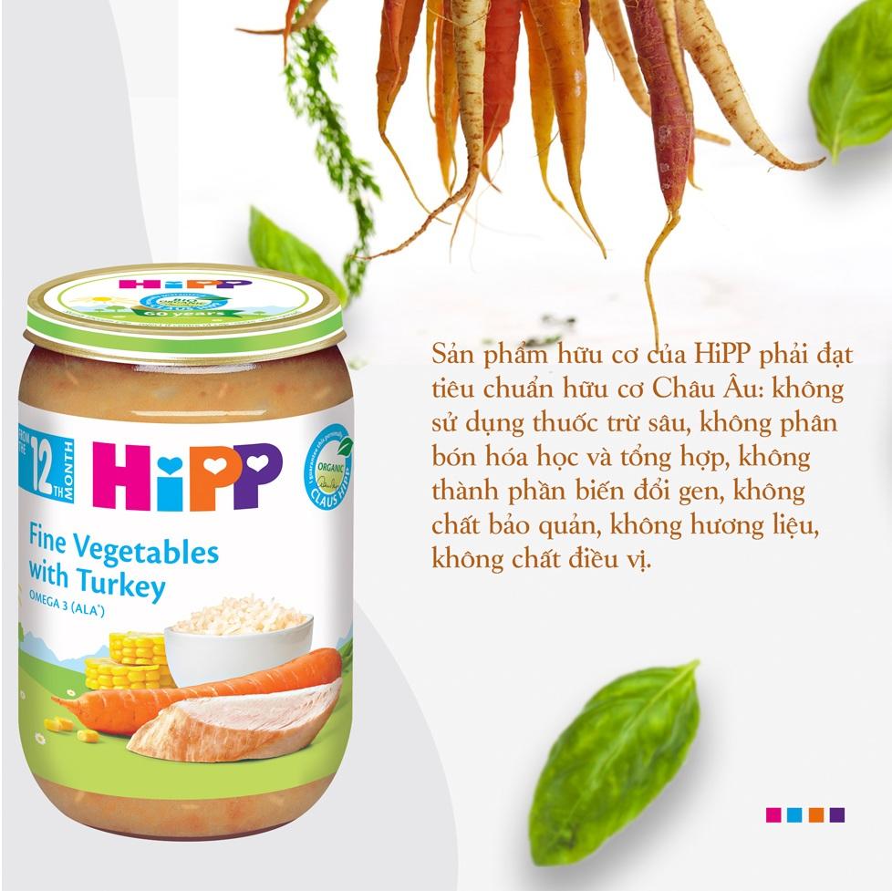 Câu chuyện 120 năm đi tìm những giá trị tốt nhất từ thiên nhiên của HiPP - Từ đồng ruộng hữu cơ tới bàn ăn của trẻ - 11