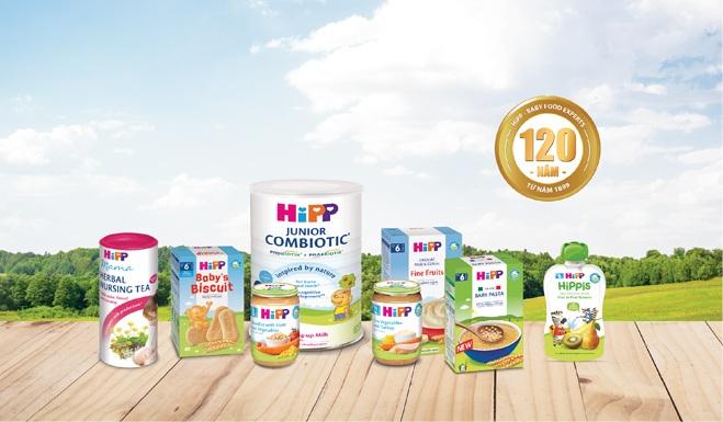 Câu chuyện 120 năm đi tìm những giá trị tốt nhất từ thiên nhiên của HiPP - Từ đồng ruộng hữu cơ tới bàn ăn của trẻ - 13