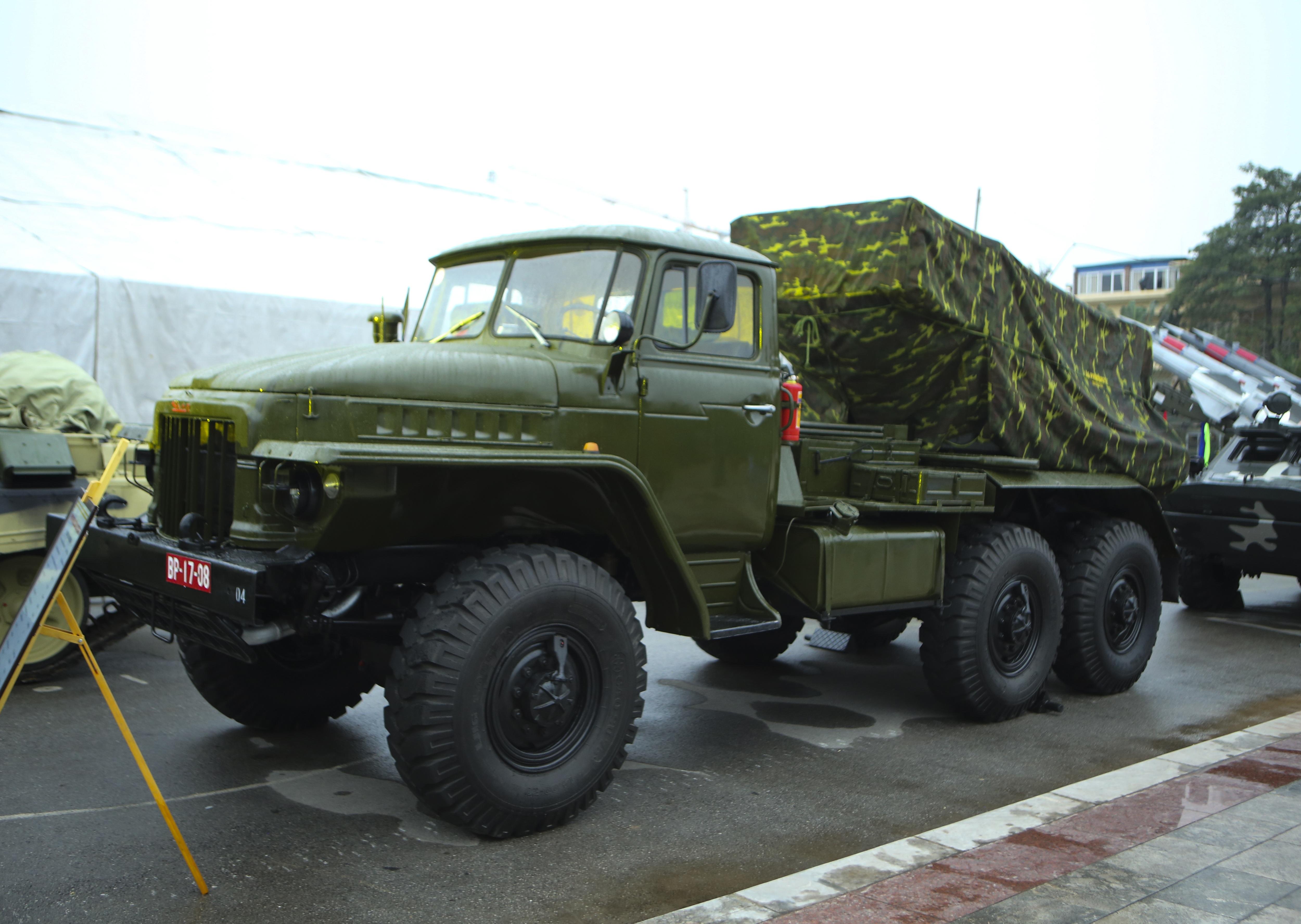 Hàng loạt vũ khí tối tân được Bộ Quốc phòng trưng bày tại Thái Nguyên - 23