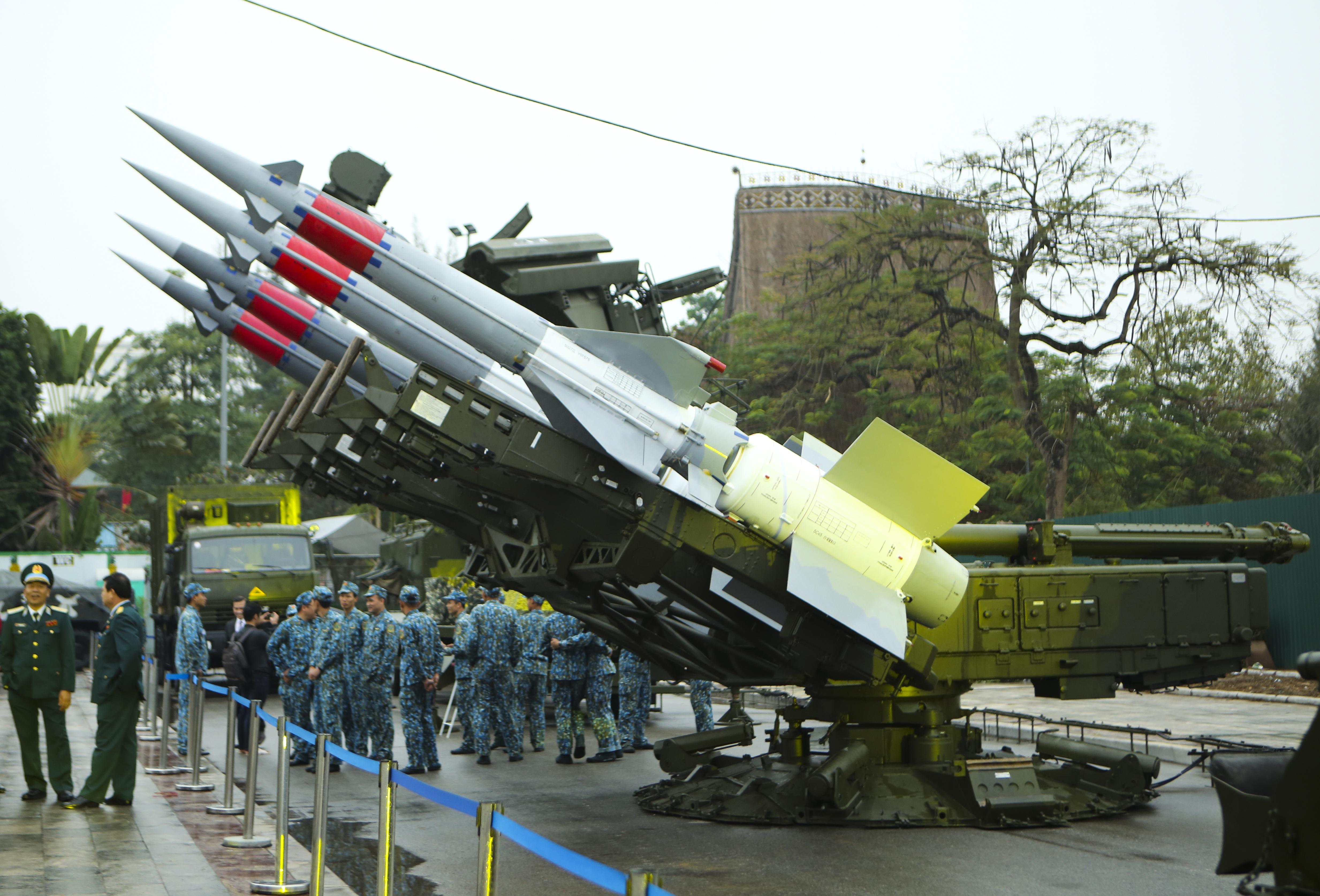 Hàng loạt vũ khí tối tân được Bộ Quốc phòng trưng bày tại Thái Nguyên - 20