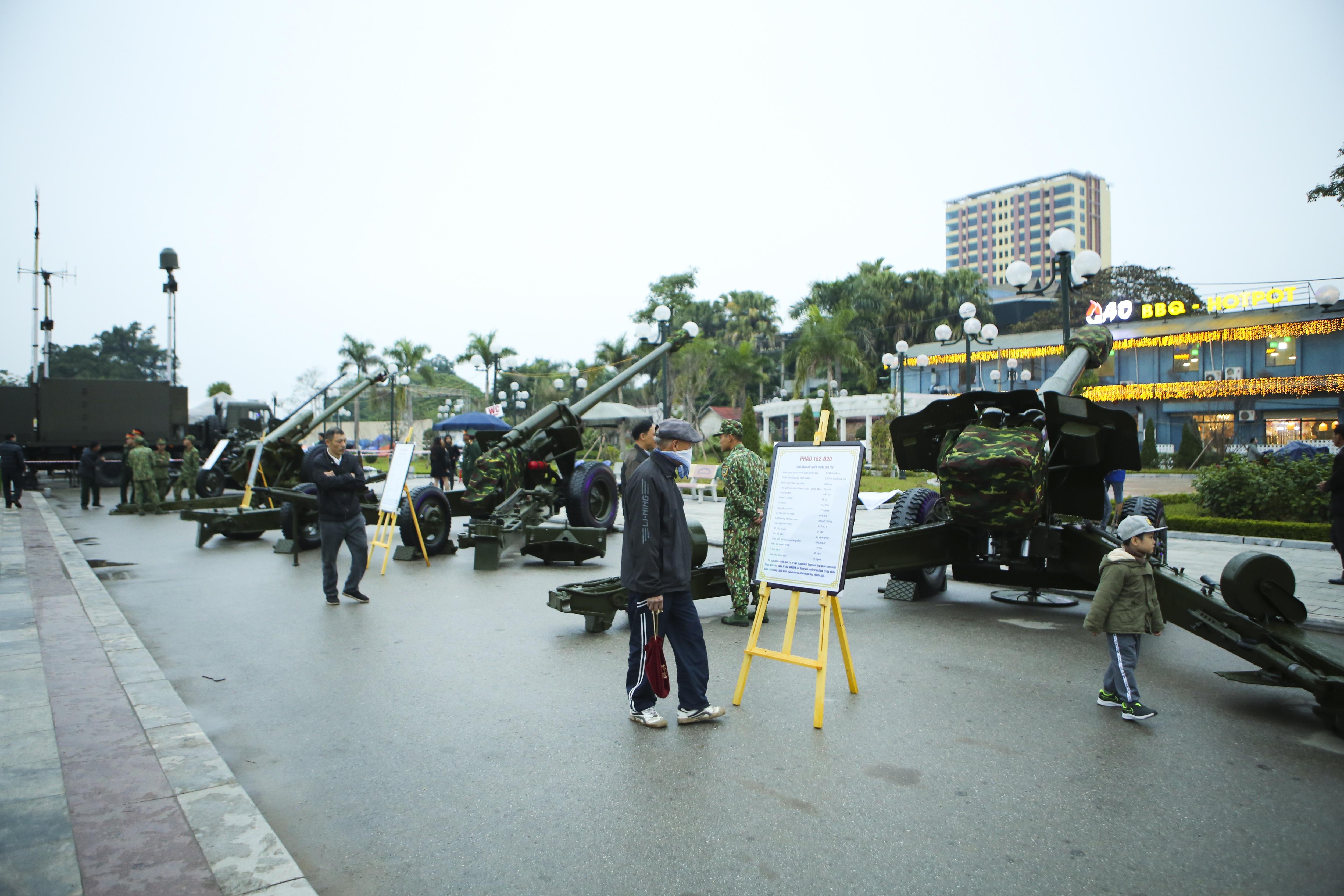 """Chiêm ngưỡng dàn pháo """"khủng"""" của Quân đội Nhân dân Việt Nam - 1"""