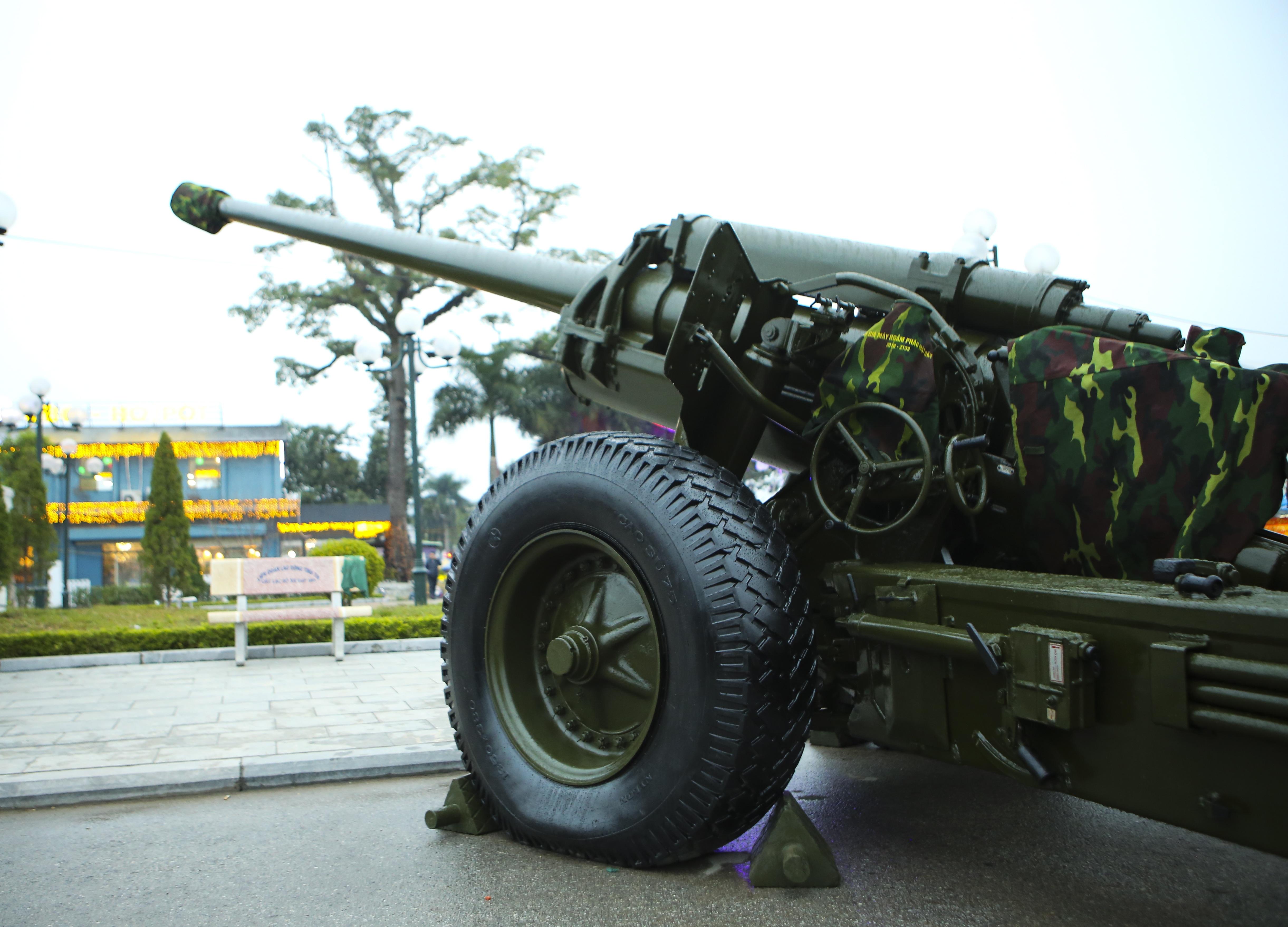 """Chiêm ngưỡng dàn pháo """"khủng"""" của Quân đội Nhân dân Việt Nam - 8"""