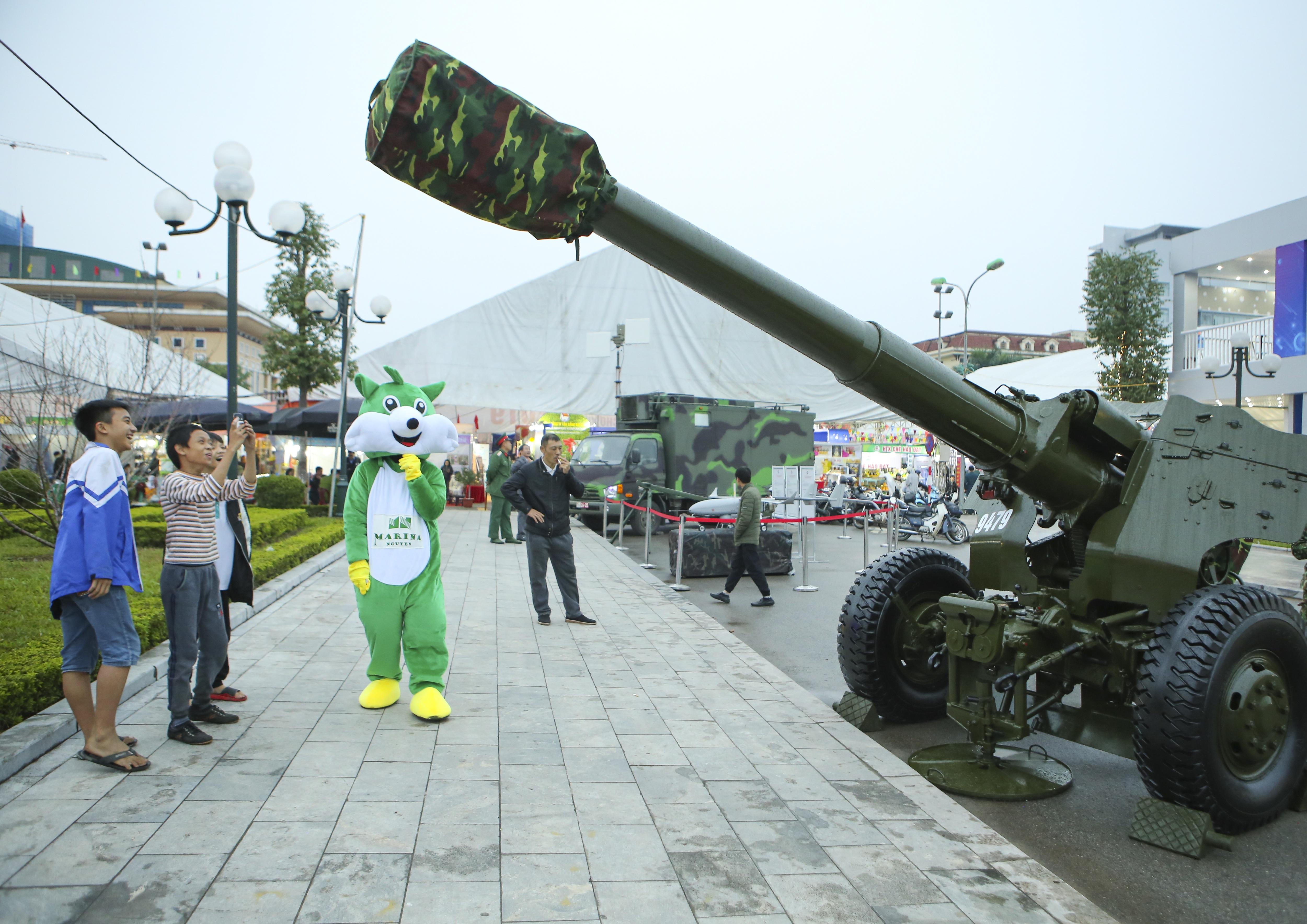 """Chiêm ngưỡng dàn pháo """"khủng"""" của Quân đội Nhân dân Việt Nam - 14"""