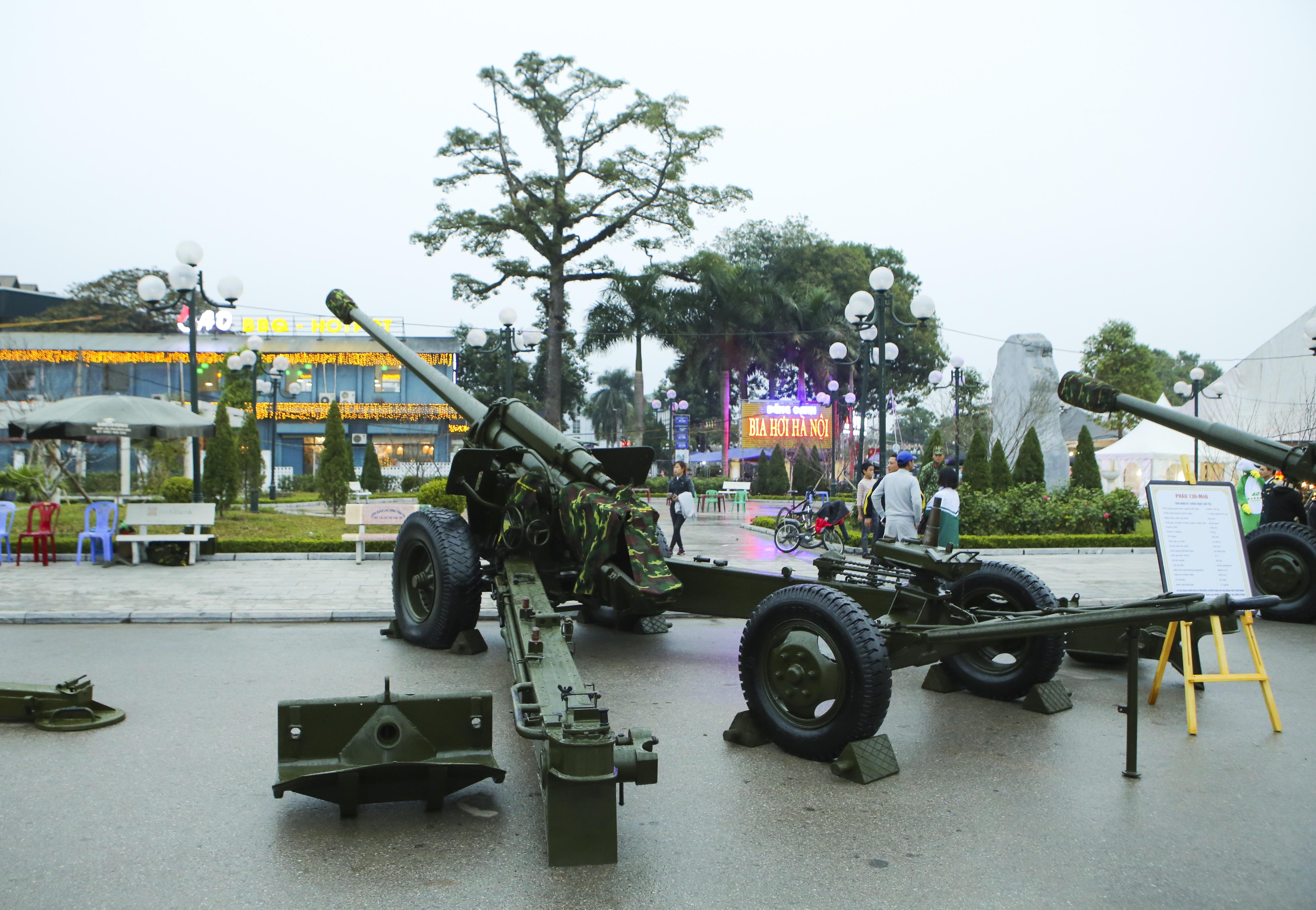 """Chiêm ngưỡng dàn pháo """"khủng"""" của Quân đội Nhân dân Việt Nam - 3"""
