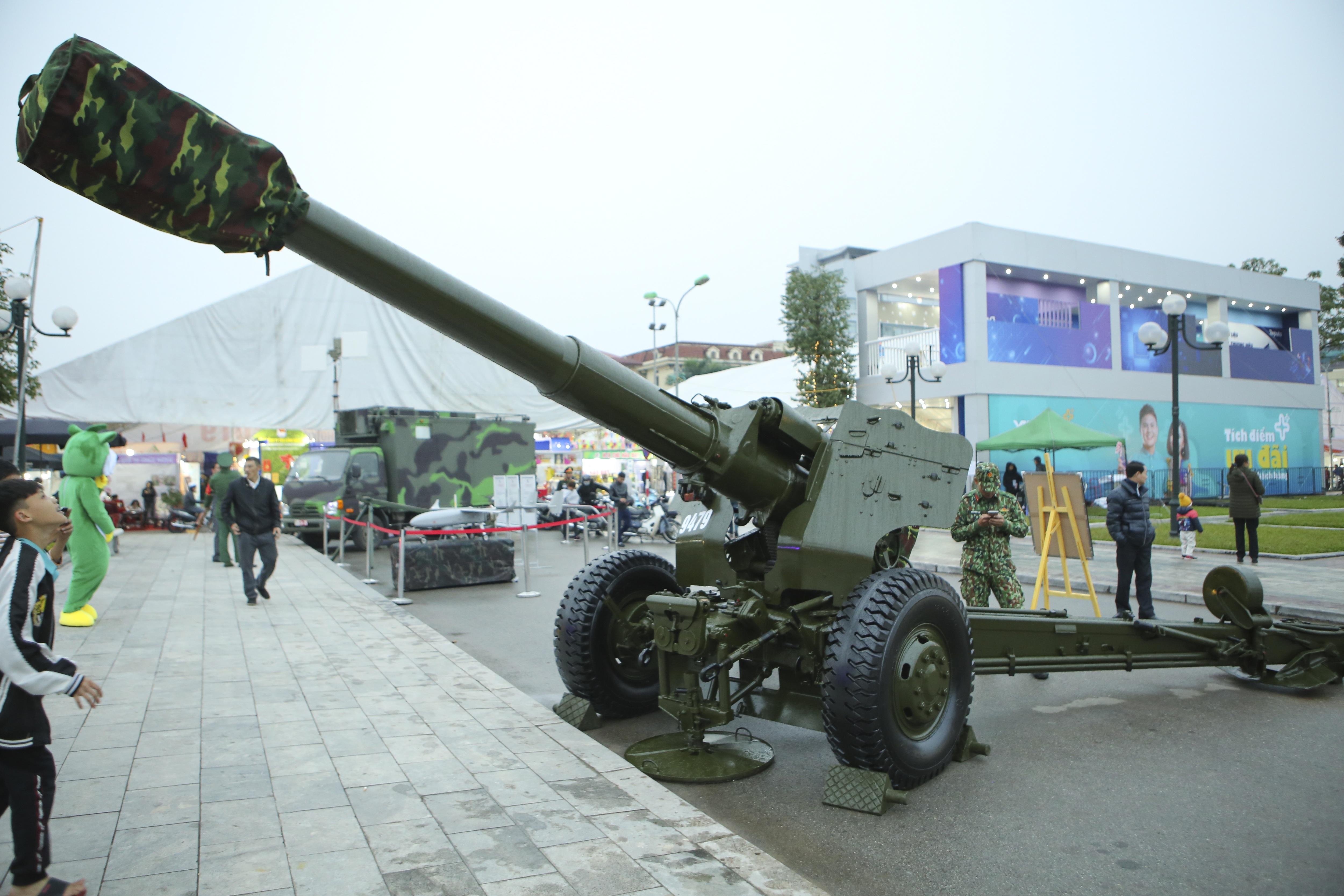 """Chiêm ngưỡng dàn pháo """"khủng"""" của Quân đội Nhân dân Việt Nam - 13"""