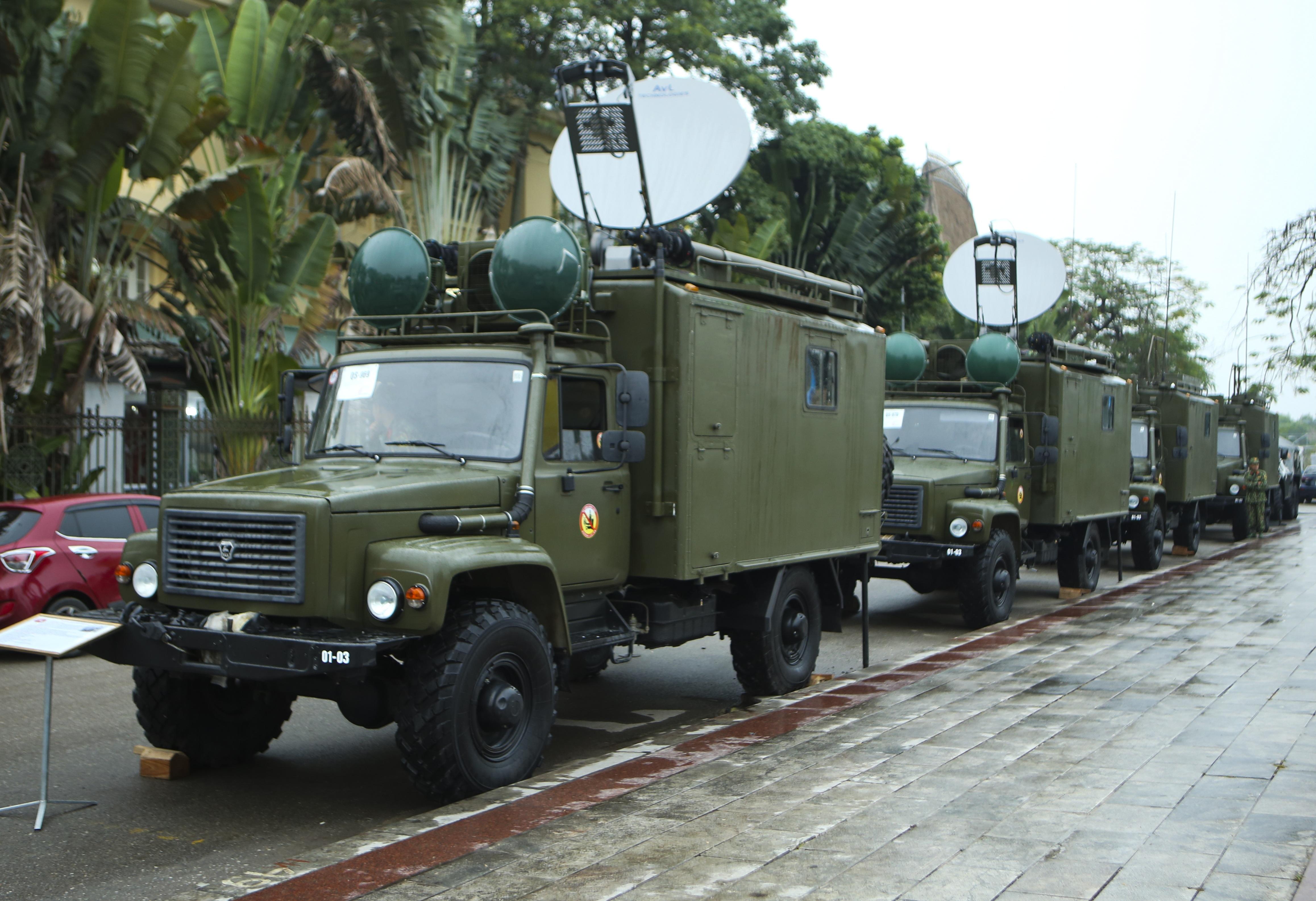 Cận cảnh dàn radar chống mục tiêu tàng hình tối tân của Quân đội Nhân dân Việt Nam - 12