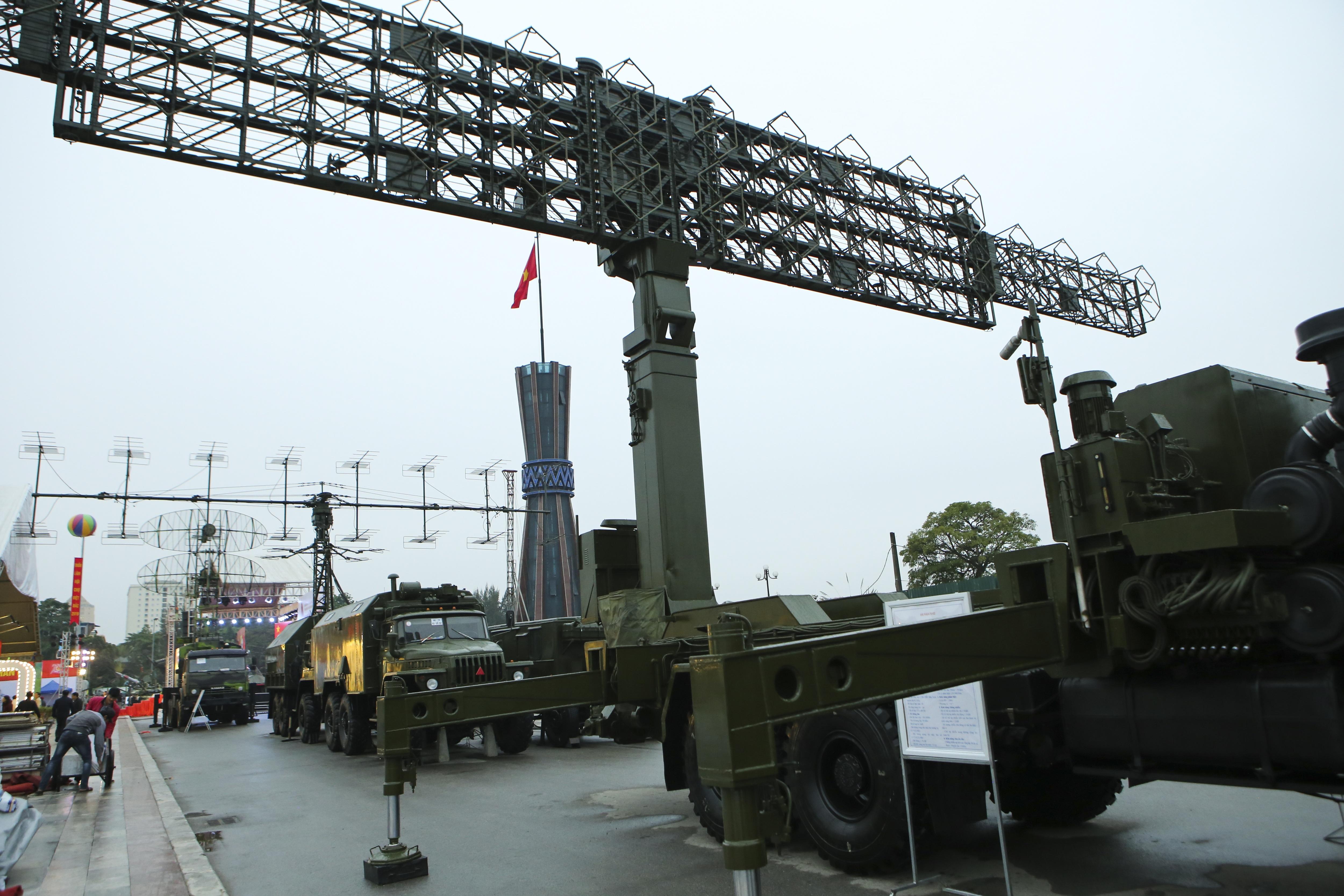 Cận cảnh dàn radar chống mục tiêu tàng hình tối tân của Quân đội Nhân dân Việt Nam - 2